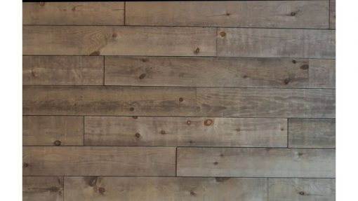 Impex Silver 3D wood panels