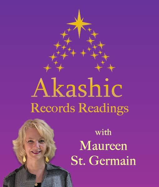 Akashic Records Readings with Maureen St. Germain