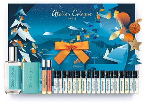 Atelier Cologne Discovery Advent Calendar | 40plusstyle.com
