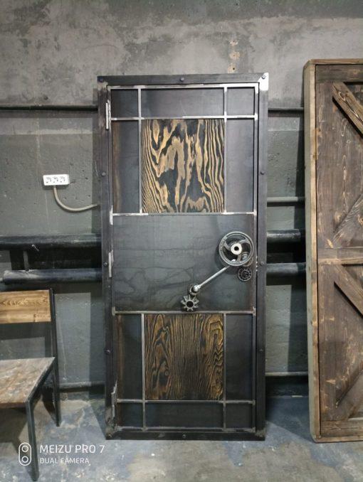 дверь лофт на заказ