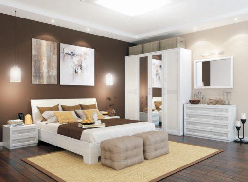 Кровать с подъемным основанием Капри 2