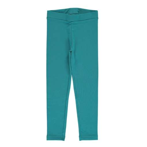 Maxomorra Sweat Leggings artic blue