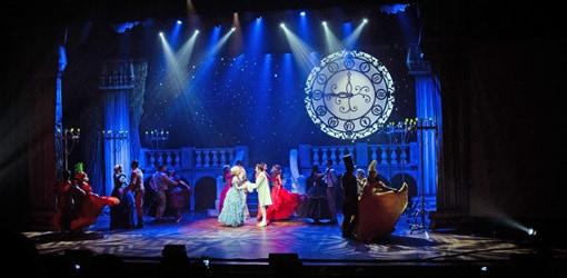 Cinderella Teatro Bradesco