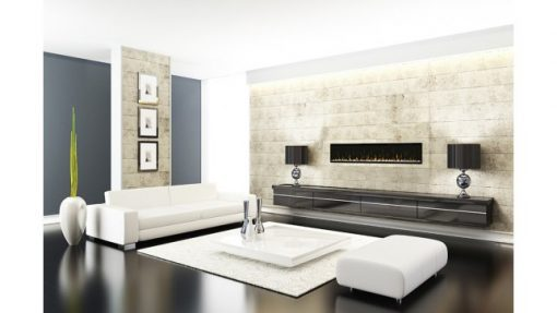 Dimplex XLF74 wall-mount electric fireplace