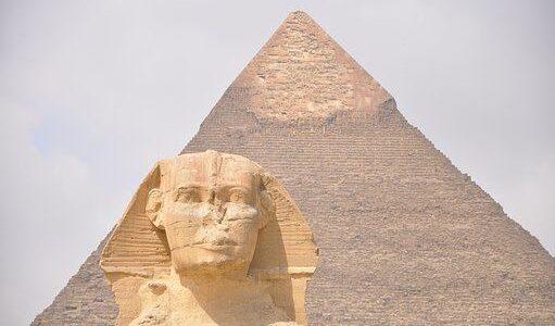 Поехали вместе в Египет?