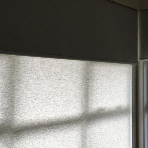 Double roller blinds Milford