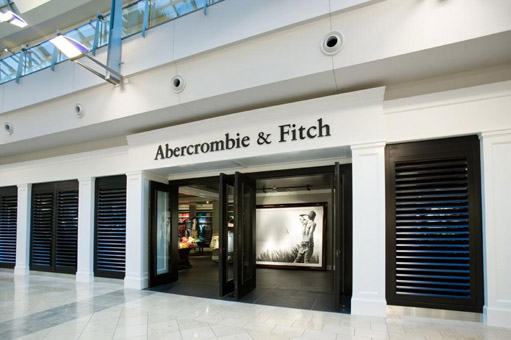 Abercrombie & Fitch no Millenia Mall