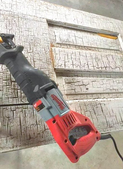 How an old door has a new purpose-tools