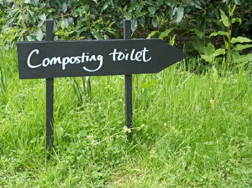 best tiny house composting toilets