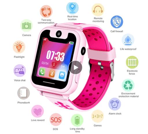 cheap smartwatch for kids