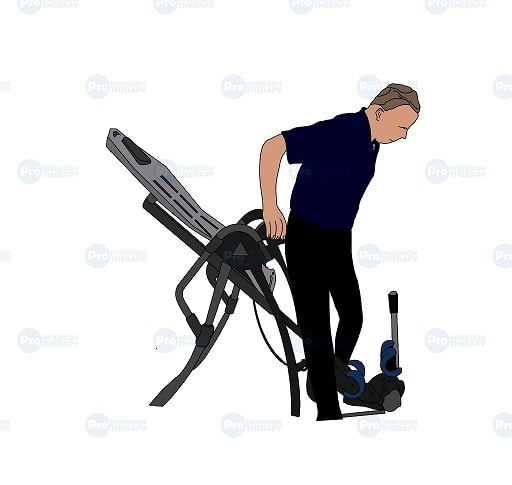 Step Onto The Inversion Table