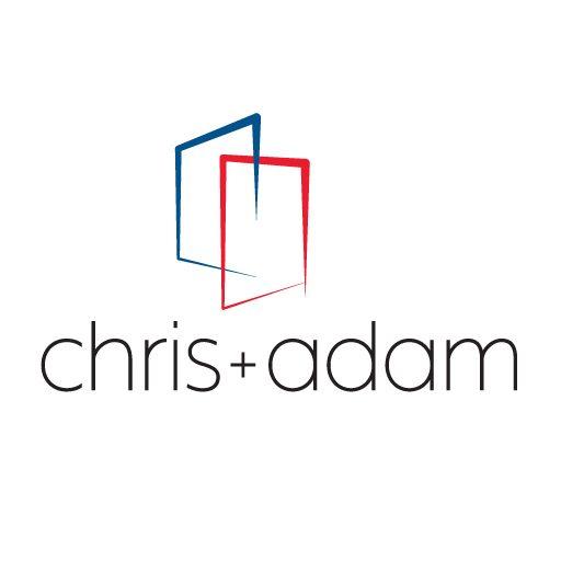 chris + adam