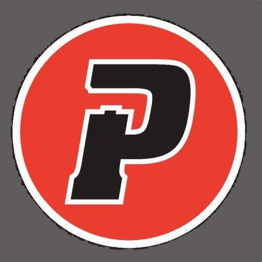 Precision Concepts cropped P logo version two
