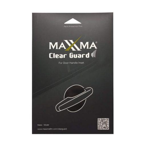 Maxxma Clear Guard for Door handle Inset