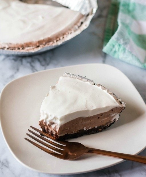 Jello Pudding 3 Layer Pie