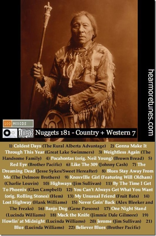 Nuggets 181 - Country   Western 7