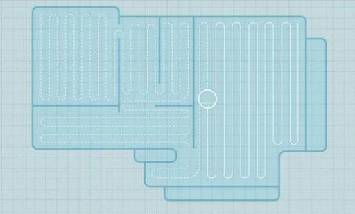 Xiaomi Mijia G1 Smart Route Planning