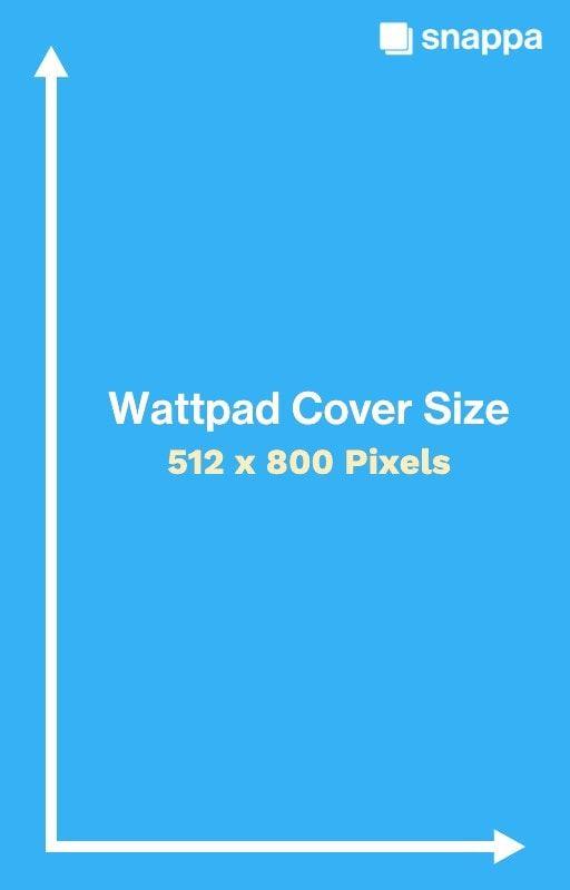 Best Wattpad Cover Size & Dimensions