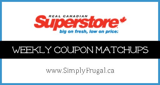 canadian coupon match up sites