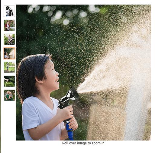 Amazon product image examples