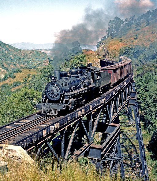 Ferrocarril del Norte en El Progreso