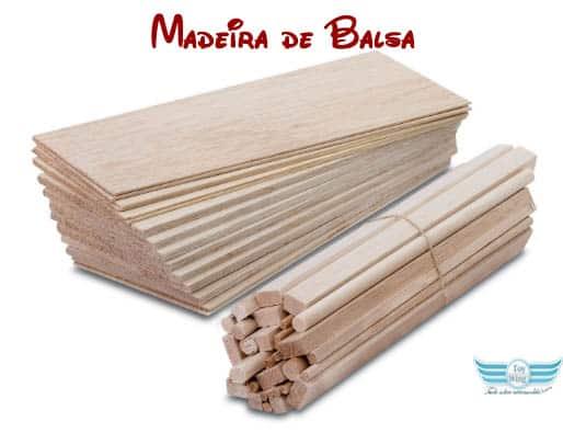 Madeira de Balsa