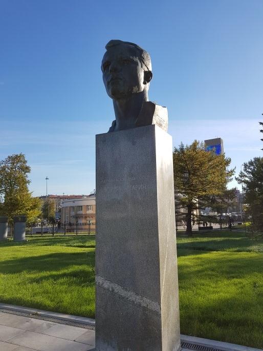 Youri Gagarine VDNKh Moscou