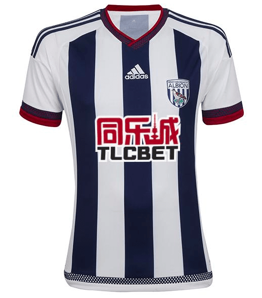 west brom home jersey