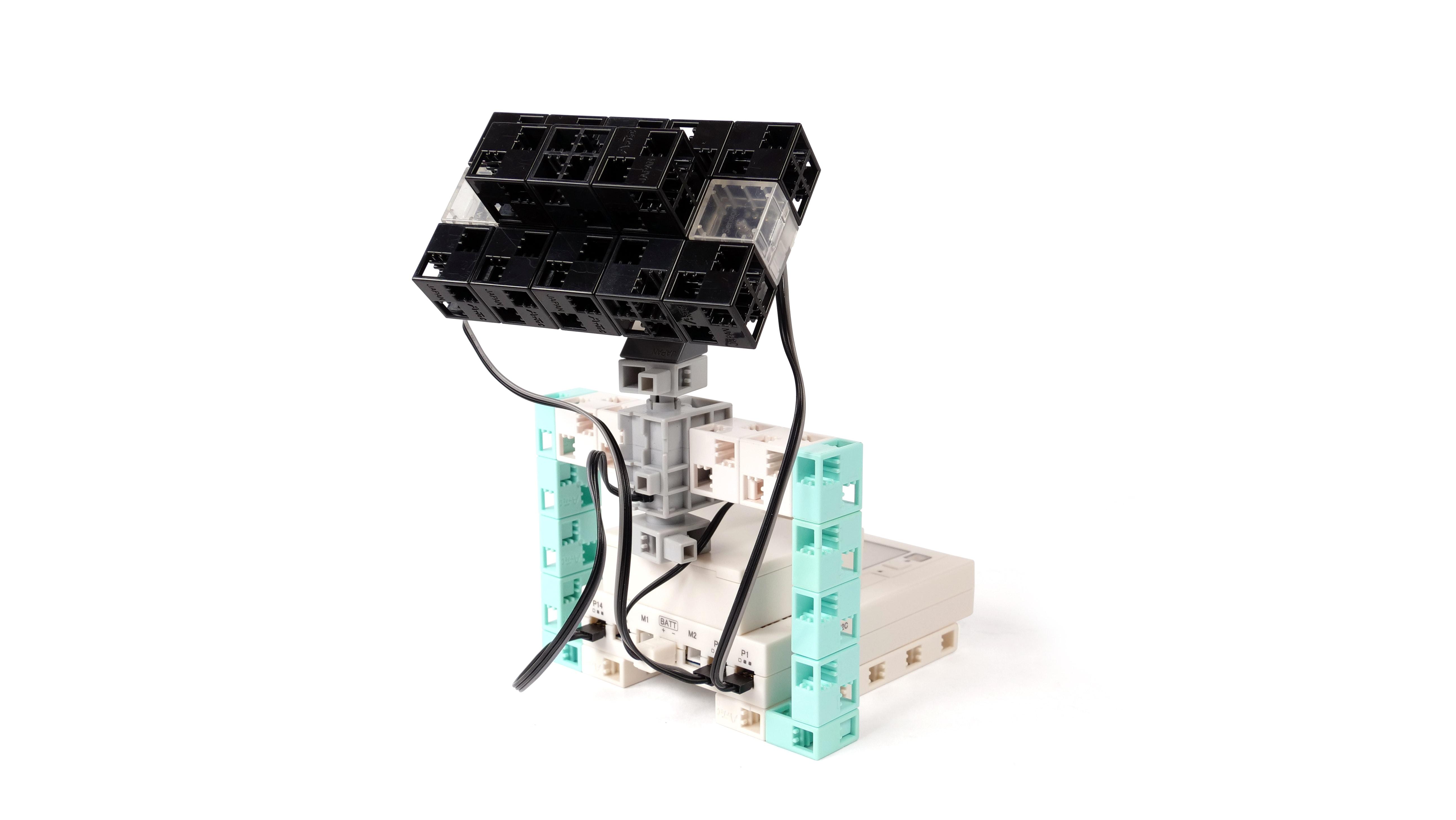cours adulte pour programmer en Python un panneau solaire