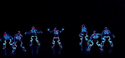 Танец теней