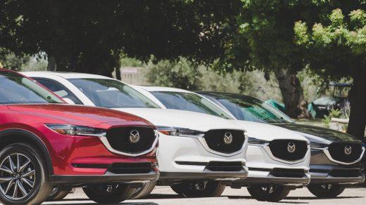 2017 Mazda Test Drive