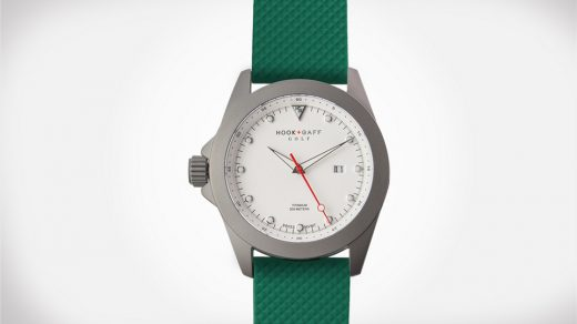 Hook + Gaff Golf Series Watches