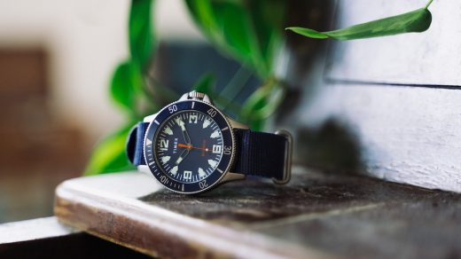 GREATS x Timex Bayman watch