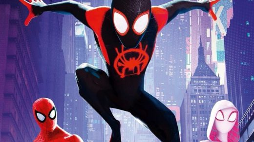 Eclectic Method makes a remix from Spider-Man: Into the Spider-Verse movie