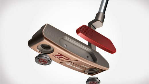 TaylorMade TP Patina Putter Collection