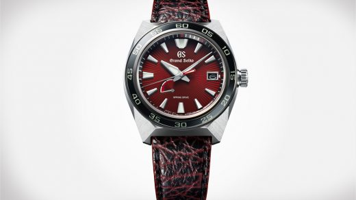 Grand Seiko Godzilla 65th Anniversary