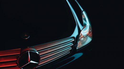 Electric Mercedes-Benz models