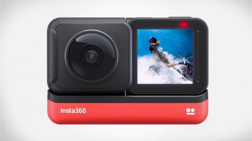 Insta360 ONE R Camera