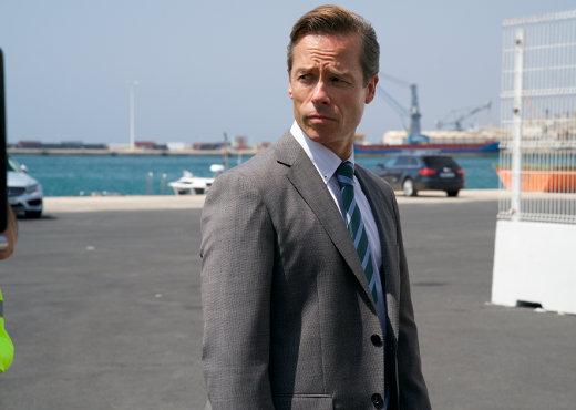 Guy Pearce dans Domino
