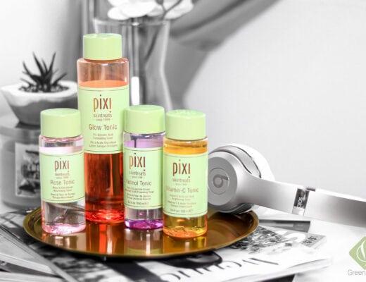 Pixi Beauty Glow Tonic, Retinol Tonic, Rose Tonic or Vitamin C Tonic - Which Pixi Tonic is best for Combination skin?