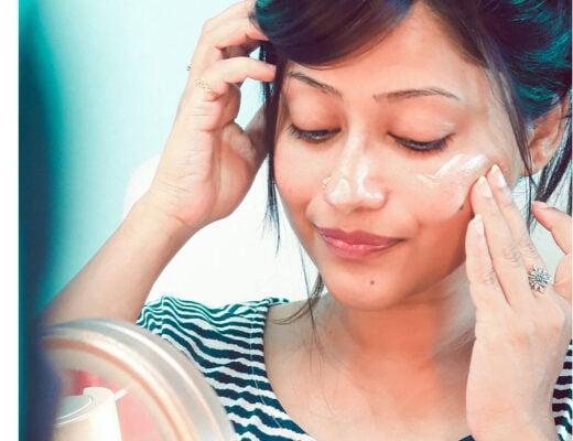 Vitamin C skincare for pregnant skin - Rapid Age Spot Correcting Serum & Essential C Day Moisture | Murad Environmental Shield
