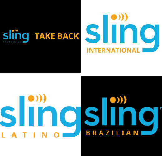 Comparison of Sling TV packages available