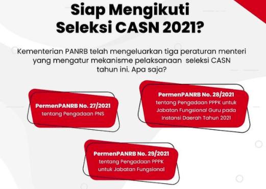 Seleksi CASN