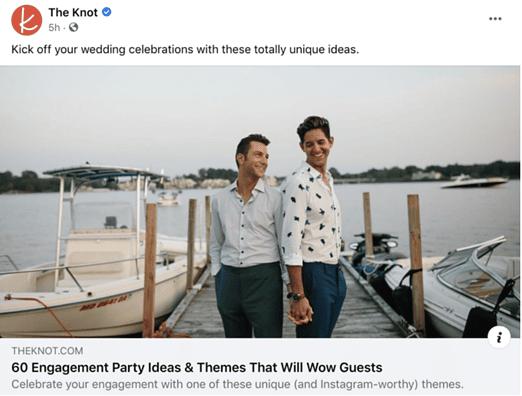 Facebook post ideas blog post