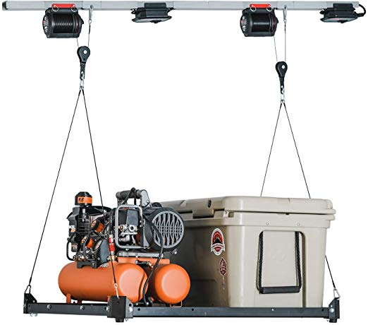 Garage Smart – Motorized Platform Lifter