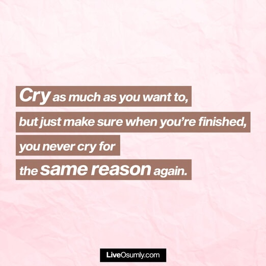 4. Cry Quote