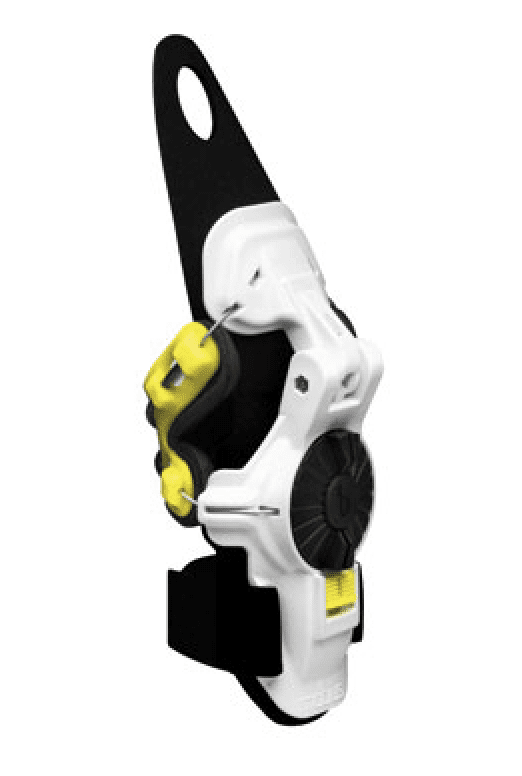 MOBIUS X8 WRIST BRACE Yellow / White