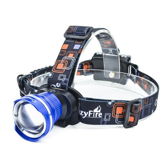 CrazyFire HeadLamp