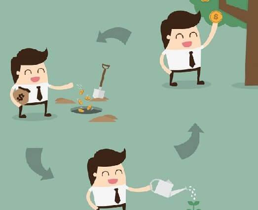 ganhar renda passiva em 2021