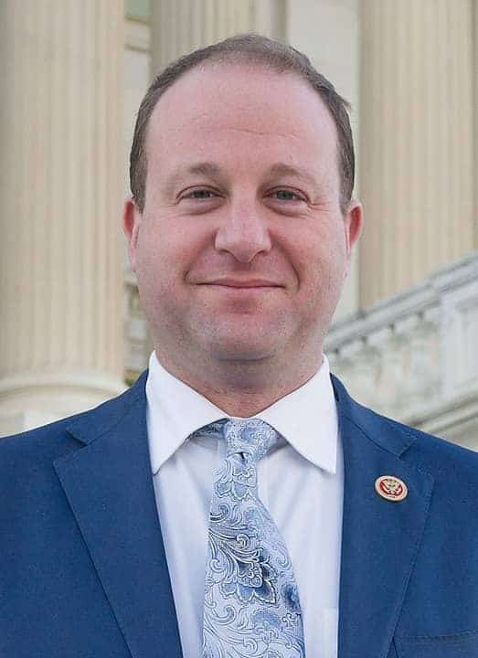 Gouverneur Colorado Jared Polis
